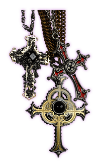 Alchemy Gothic Crosses