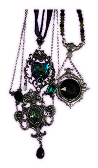 Alchemy Gothic Necklaces