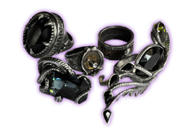 Alchemy Gothic Rings